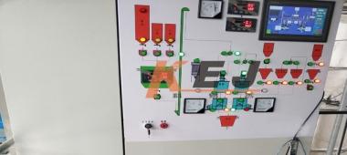 科易杰生产工艺系统改造