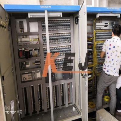 科易杰为机械设备厂家提供配套中控三菱PLC系统编程服务